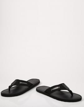 CHANCLAS ELEVATED LEATHER BEACH SANDAL
